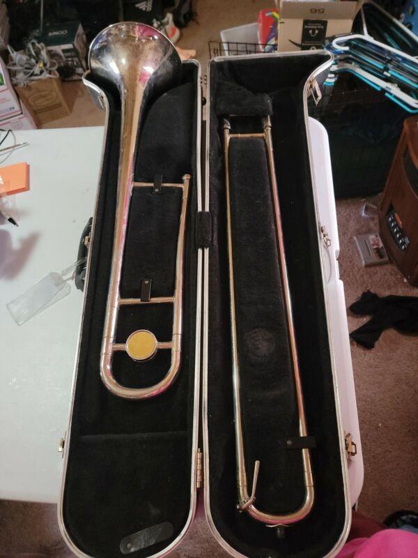 Selman Trombone Model 11785 Nice See Pic