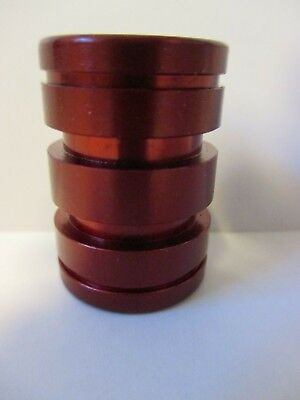 Pacific Bearing Linear Bearing Fl08 Red 12