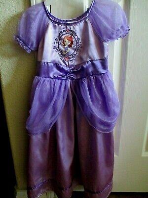 Disney Jr Halloween Costumes (Disney Store Girl's Size 3 Disney Jr. Sophia  Princess Halloween Costume)