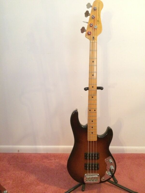G&L Vintage bass guitar..pre-lawsuit of 1981..Model L-2000 / Series E