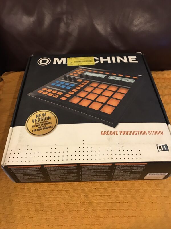 Native Instruments Maschine  Excellent Condition