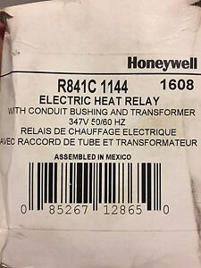 Electric heat relay 347v
