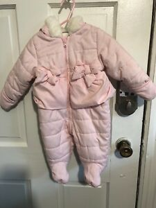 Newborn One-Piece Outterwear for up to 12lbs