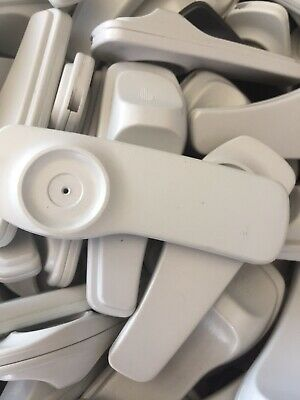 Lot Of 1000 Security Tagsb W Anti Theft Sensors Pins- For Retail Clothing