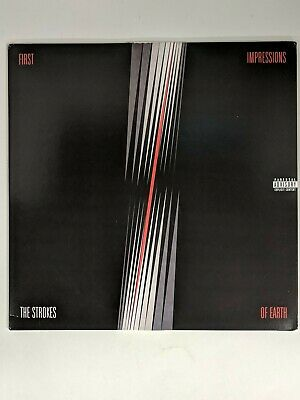 The Strokes -  First Impressions of Earth [LP]  (Vinyl, Jan-2006, RCA