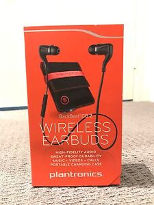 Plantronics Back Beat GO 2 Wireless Earbuds Perth Perth City Area Preview
