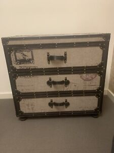 Stamp Chest of Drawers
