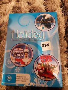 Xmas family.movies boxset.