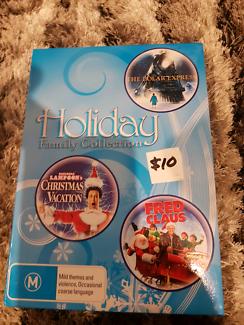 Xmas family.movies boxset. Oxenford Gold Coast North Preview