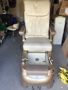 Pedicure chair nail furniture