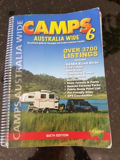 Caravan magazine Camps Australia  wide