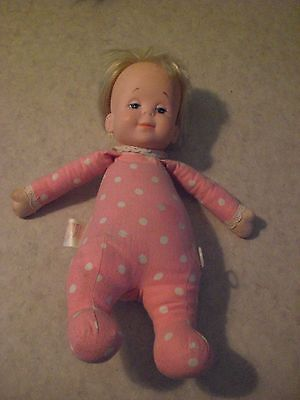 Original Drowsy doll With Polka Dot Outfit 1964 Not Talking