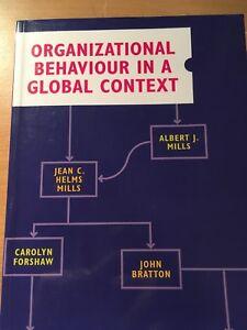 Organization Behaviour in Global Context (SMU Micro OB Book)