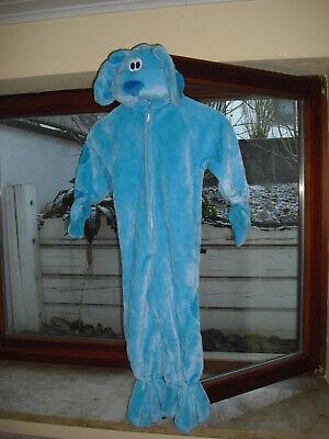 Halloween Faschingskostüm Blues Clues Plüschkostüm 2 - 4 - Blues Halloween Kostüm