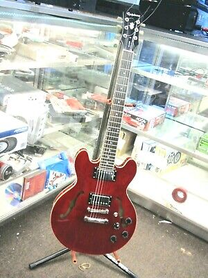 2013 Epiphone Dot ES 339 Cherry Red Electric Guitar ⭐Good Condition⭐