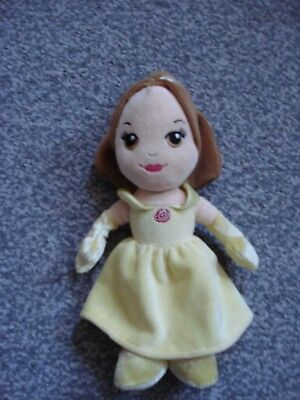 cinderella soft toy