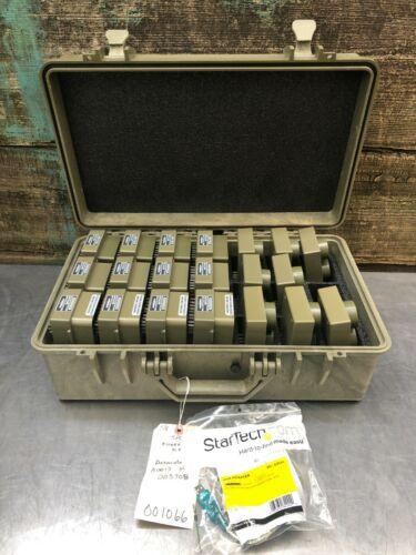 Bren-Tronics Soldier Portable Battery Charger Accessory Kit BTK-70779 PP-8498/U