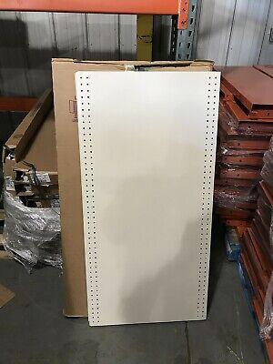 60x 4 Lozier Standard Deck Shelf Sd424n Plt - Never Used - 48 X 24
