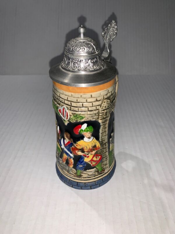 Handmade German Mikolow Beer Stein/ Mug - Pre-owned