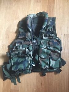 Airsoft / Paintball Camp Vest