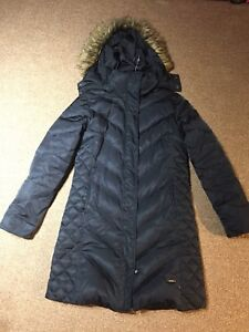 Gently used Kenneth Cole womens small down filled jacket
