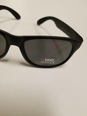 Brand New Vans Sunglasses   Black  Impact (Vans Folding Sunglasses)