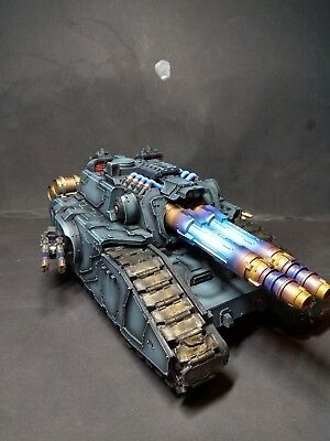 falchion super heavy tank destroyer Warhammer Painted Commission