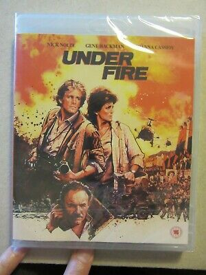 Under Fire, UK Blu Ray,Nick Nolte, Gene Hackman, Roger Spottiswoode, Eureka Film (Eureka-film)