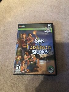 The Sims Castaway Stories PC DVD game