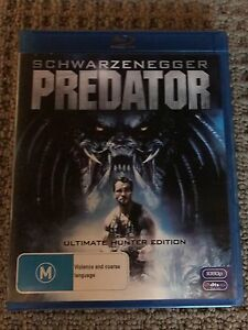 Predator Blu Ray The Junction Newcastle Area Preview