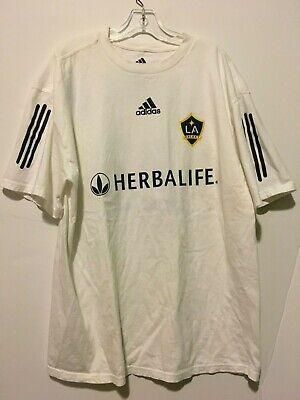 e774aeaaf9 Adidas MLS Los Angeles Galaxy Beckham Jersey T-Shirt