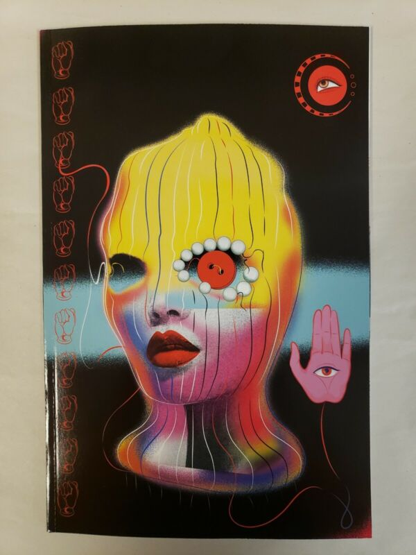 MOM Mother of Madness #1 2021 IMAGE 1:25 Jo Ratcliffe Virgin Variant Cover NM