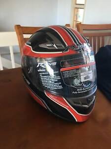 Rjays Motorcycle Helmet