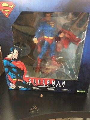 Kotobukiya DC Comics Superman For Tomorrow Artfx Statue Figure 1/6 scale (Kotobukiya Dc Comics Superman For Tomorrow Artfx Statue)