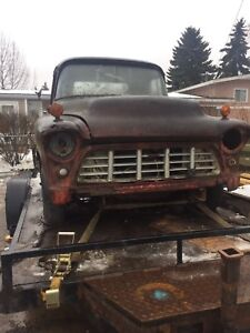 Chev truck parts