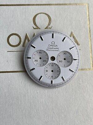 Omega Speedmaster Professional Rhodium 10th Anniversary Dial Apollo Moon Watch