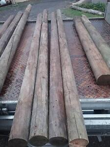 USED COPPER LOGS, CLEAN, TIDY, SEE PHOTO , DETAILS  BELOW. St Georges Basin Shoalhaven Area Preview