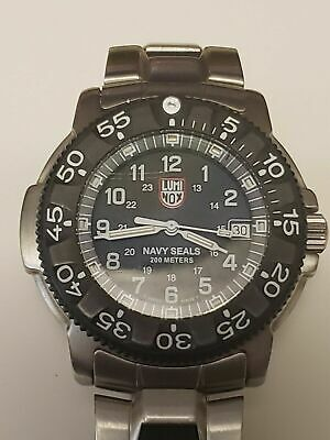 Stainless Steel Wrist Band Links ONLY - LUMINOX NAVY SEALS 3H MBM Series Watch