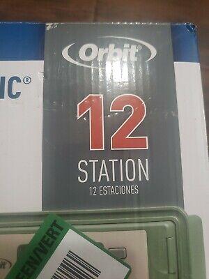 Orbit Sprinkler Timer 57900 Easy-Set Logic 12 Station
