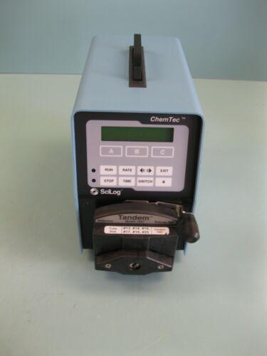 SciLog ChemTec Tandem 1081 Peristaltic Pump D18 (2899)
