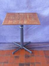 Small Pedestal Table-Wooden Top 365812 Lane Cove Lane Cove Area Preview