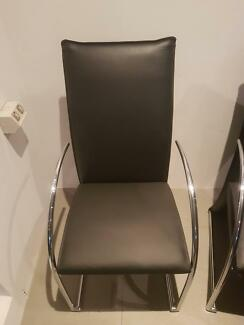 dining chairs 6 for $95 negotiable