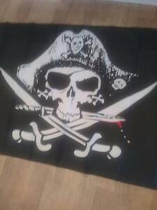 Pirate Flag. Geebung Brisbane North East Preview
