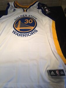 Golden State Warriors curry jersey New with tags