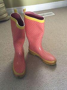 Esprit rain boots - size 7