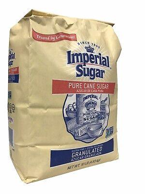 Imperial Pure Cane Sugar Extra Fine Granulated 10 LB