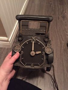 Vintage Mastercrafters Model T electric clock