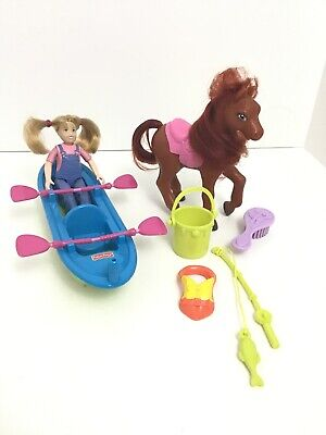 Fisher Price Loving Family Summer Fun Toys R Us Exclusive set