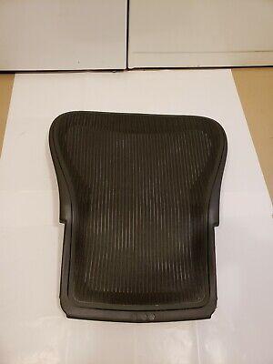 Herman Miller Aeron Back Seat Frame Size C Nice Shape Graphite Color