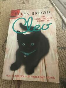Cleo Paperback Novel by Helen Brown Marayong Blacktown Area Preview